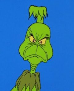Grinch no more!