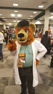 scientistbear